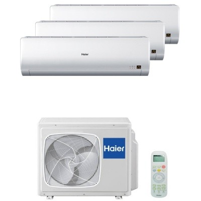 Мульти сплит система Haier AS07BS4HRA+AS12BS4HRAx2 / 3U19FS1ERA(N)