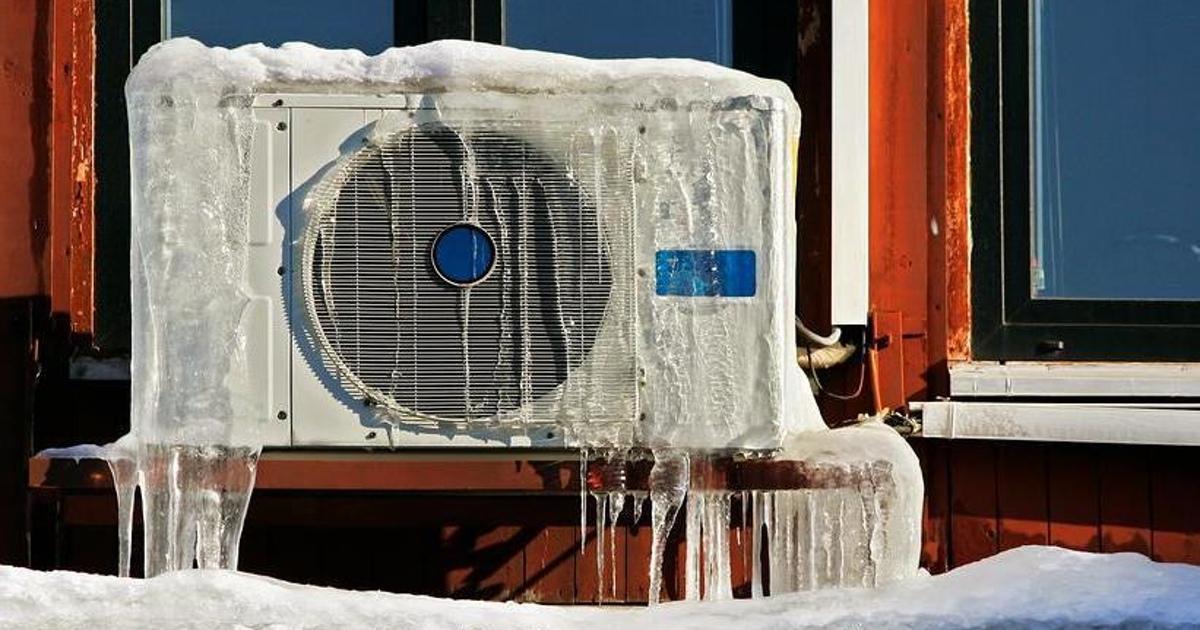 Подготовка и запуск кондиционера после зимы