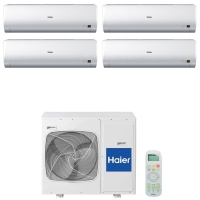 Мульти сплит система Haier AS07BS4HRAx3+AS18BS4HRA / 4U26HS1ERA